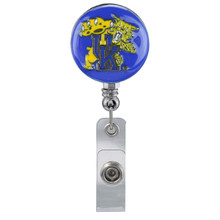 Kentucky Wildcats Retractable Badge Reel - Licensed Badge Reel