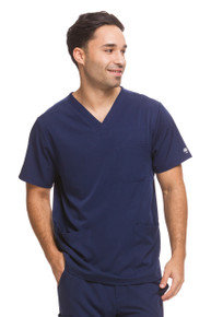 Healing Hands Men's V Neck Scrub Top 2590*