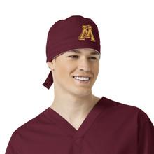 Minnesota Golden Gophers Maroon Scrub Cap for Men