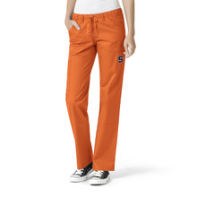 Syracuse Women's Straight Leg Cargo Scrub Pants*