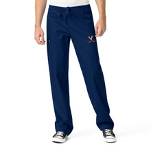 Virginia Cavaliers Men's Cargo Scrub Pants