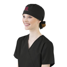 Rutgers Scarlet Knights Scrub Cap for Women