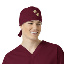 Florida State Seminoles Garnett Scrub Cap for Men