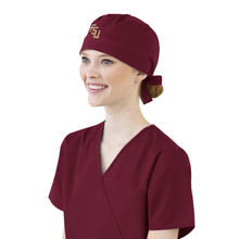 Florida State Seminoles Garnett Scrub Cap for Women