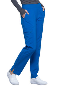 Infinity : Antimicrobial Protection Mid Rise Tapered Leg Pull-on Pant *
