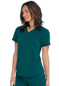 Dickies Balance : Women's V Neck Scrub Top*