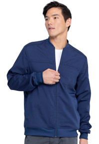 Dickies Balance : Men's Zip Front Scrub Jacket*