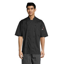 Aruba short-sleeve Chef Coat*