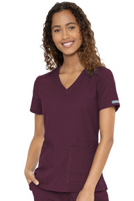 Med Couture Insight Women's V-Neck Scrub Top Available Jan 2021*