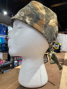 REALTREE Officially Licensed Camo Scrub Hat