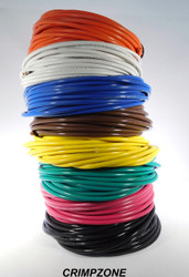 12 MTW Hook-Up Wire Assortment Pack (8 Colors - 25 Feet)