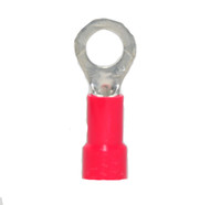 22-18 GA #10 Vinyl Insulated Ring Terminal