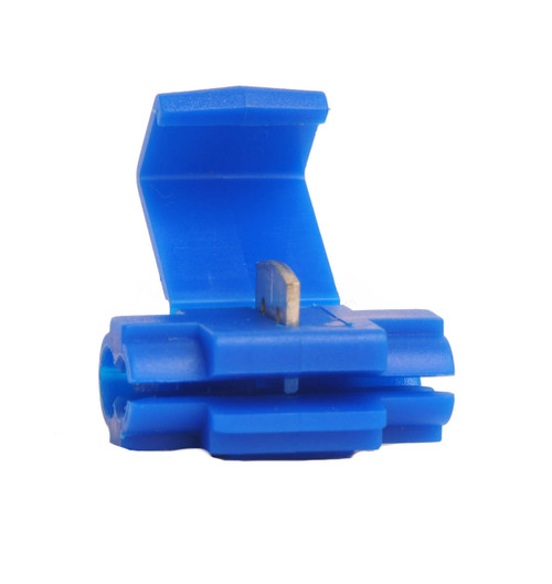 18-14 AWG INSTANT TAP - WITH STOP (BLUE)