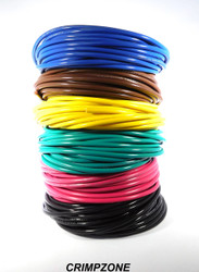 20 MTW Hook-Up Wire Assortment Pack (6 Colors - 25 Feet)