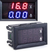 Digital LED Volt AMP Meter