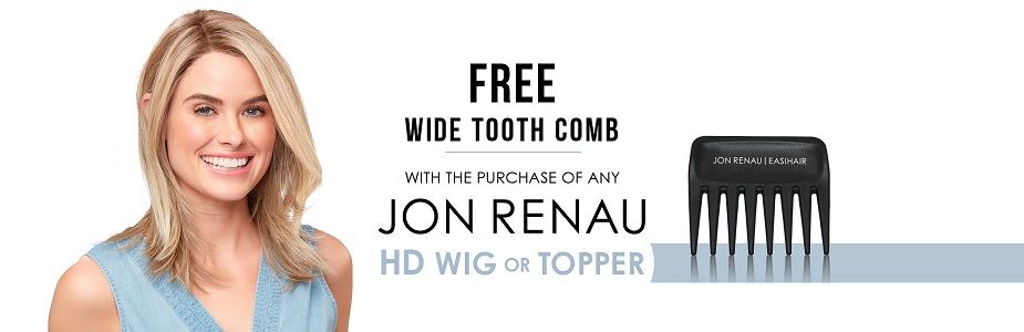 Free JR Comb with Purchase