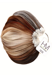 Wigs Color Ring: Henry Margu Rooted