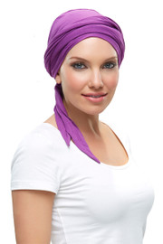 Head Wraps - Softie Wrap (solid colors) by Jon Renau Front