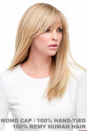 Jon Renau Wig - Lea Human Hair (#5983A) Exclusive Colors Front 1