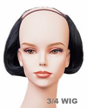 Jon Renau Wig - Hair Secrets Straight (#636) Front on mannequin