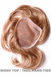 Jon Renau Wig - Mono H/P Short (#5316) Inside view of cap