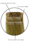 EasiHair Extension - EasiLayers 14 inch HD (#351) Wefts