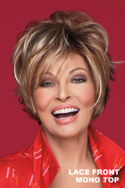 Raquel Welch Wig - Salon Cool front 1