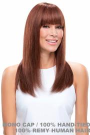 Jon Renau Wig - Lea Human Hair (#5983) Front 1