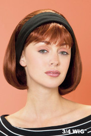 Henry Margu Wig - Classic Band (#2323) Front