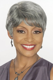 Foxy Silver Wig - Desiree HH
