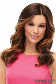 Jon Renau Wig - Top Level (#5156) Front 1