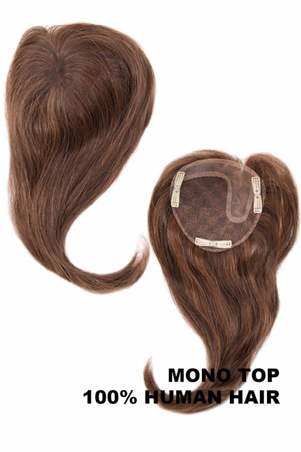 Envy Wig - Human Hair Add On - Left Item