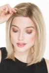 Ellen Wille Wig - Spirit Human Hair Bangs Straight