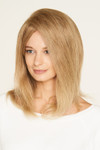 Human Hair Mono Hand-Tied (#CH-800) Front
