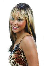 Motown Tress Wig - Patchy Front 1