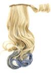 HairDo Extension - Color Splash Pony (#HX23CP) denim blue 1