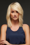 Jon Renau Wig - Carrie HH Exclusive Colors (#708A) Front 2