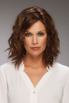 Jon Renau Wig - Carrie HH Exclusive Colors (#708A) Front 4