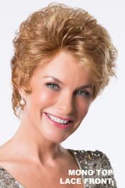 Toni Brattin Wig - Platinum Confidence front 1