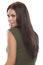 EasiHair Extension - EasiXtend 20 inch HD 5pc Straight (#347) Back