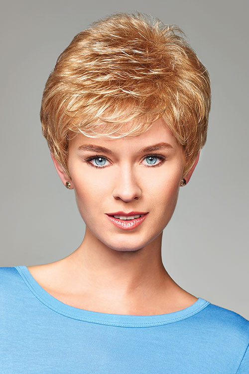 Henry Margu Wig - Ruby (#2467) Front 1