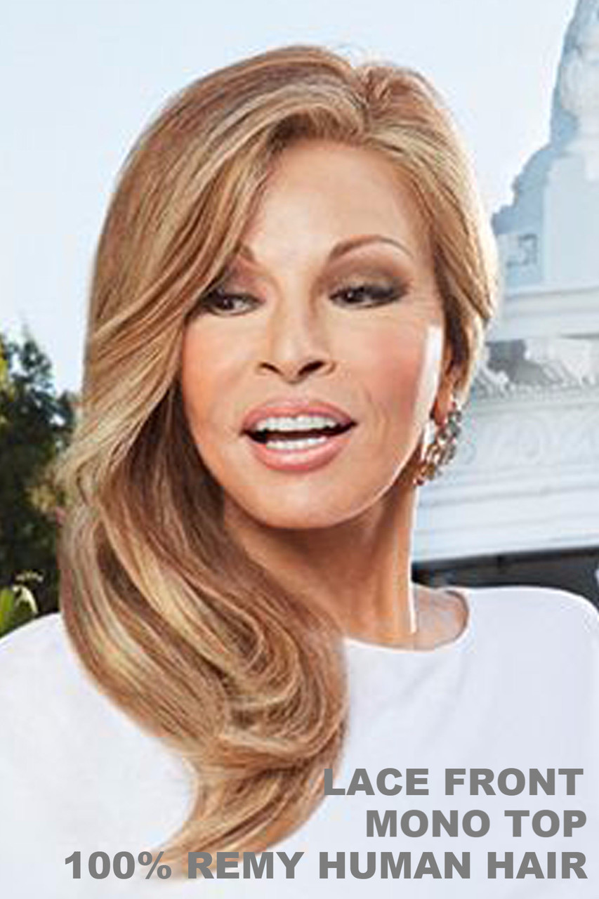raquel welch wig - provocateur - remy human hair