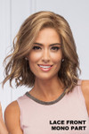 Gabor Wig - Soft and Subtle front 1