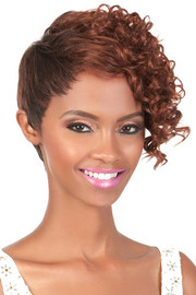 Motown Tress Wig - Perry Front 1