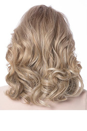 Toni Brattin 10 inch 2pc extension curls - back