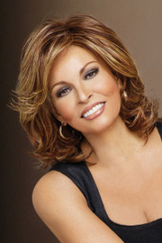 Raquel Welch Wig - Embrace front 1