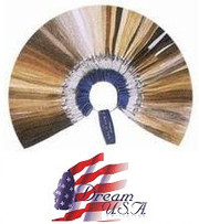 Wigs Color Ring: Dream Usa