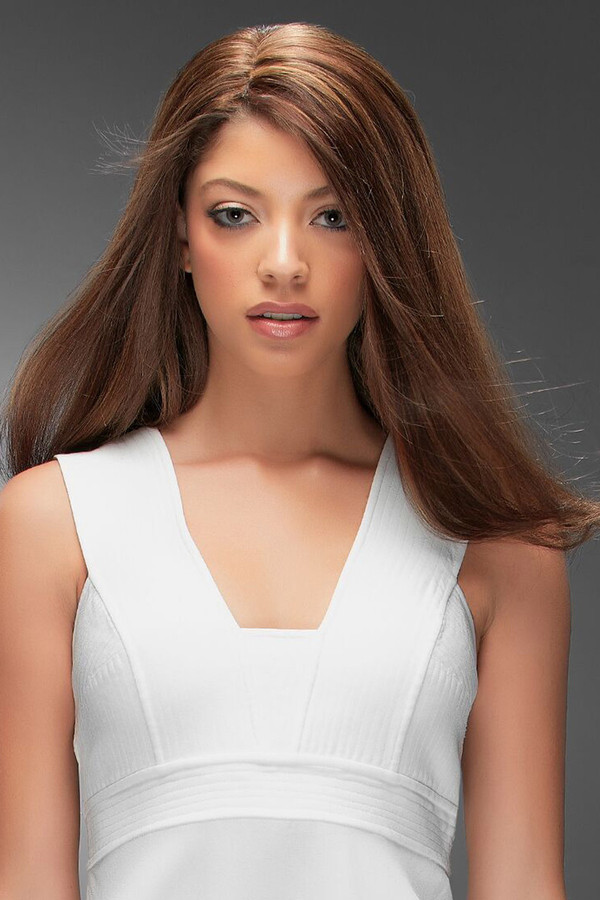 EasiHair Extension - EasiPart HH 18 (#734) Front straight 2