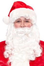 Jon Renau Wig - Santa (#255) Front 1