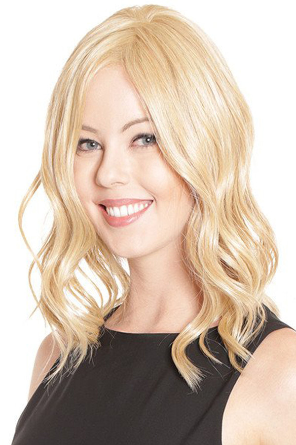 "Belle Tress Wig - Lace Front Mono Top Wave 12"" (#7006) front 1"